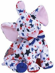 Ty Beanie Baby Righty the Elephant 2004