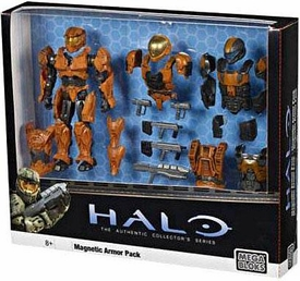 Halo Wars Mega Bloks Exclusive Set #29767 Halo ODST Armor Pack
