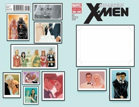 Comic Book Astonishing X-Men #51 [Create Your Own Wedding Variant Cover] New!