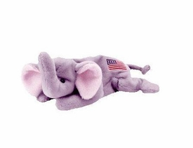 Ty Beanie Baby Righty the Elephant 2006