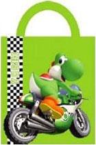 Mario Kart Wii Reusable Shopping Bag Yoshi