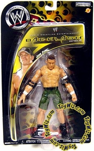 WWE Jakks Pacific Wrestling Action Figure Backlash PPV Series 10 John Cena