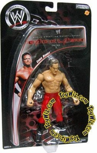 WWE Jakks Pacific Wrestling Action Figure Backlash PPV Series 7 Chris Benoit