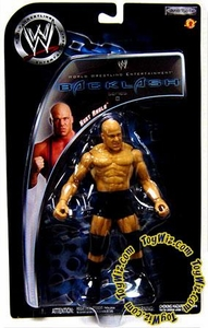 WWE Jakks Pacific Wrestling Action Figure Backlash PPV Series 8 Kurt Angle