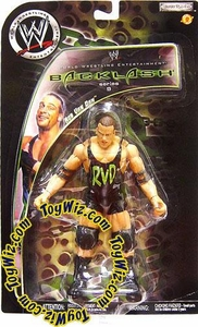 WWE Jakks Pacific Wrestling Action Figure Backlash PPV Series 9 RVD Rob Van Dam