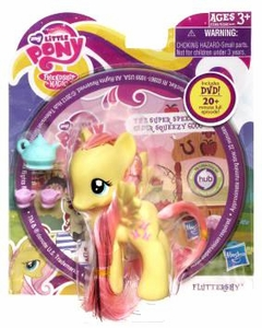My Little Pony Friendship is Magic Figure with DVD Fluttershy