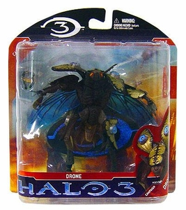 Halo 3 McFarlane Toys Series 2 Action Figure Drone