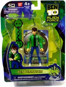 Ben 10 Alien Force 4 Inch Action Figure Ben Tennyson