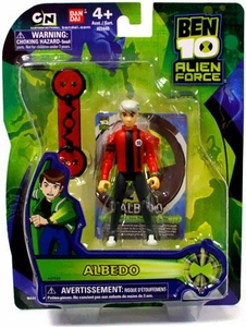 Ben 10 Alien Force 4 Inch Action Figure Albedo
