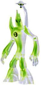 Ben 10 Alien Force 4 Inch Action Figure Goop DEFENDER
