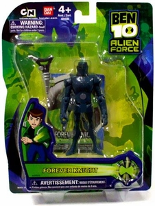 Ben 10 Alien Force 4 Inch Action Figure Forever Knight