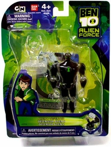 Ben 10 Alien Force 4 Inch Action Figure Alien X DEFENDER