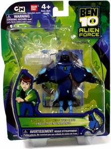 Ben 10 Alien Force 4 Inch Action Figure Big Chill Cloaked