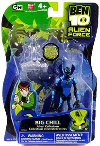 Ben 10 Alien Force 4 Inch Action Figure Big Chill