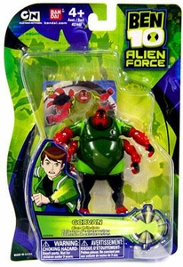 Ben 10 Alien Force 4 Inch Action Figure Gorvan