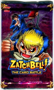Zatch Bell Card Battle Game Series 3 Gathering Storm Booster Pack