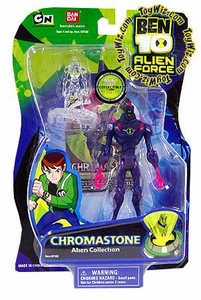 Ben 10 Alien Force 4 Inch Action Figure Chromastone
