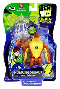 Ben 10 Alien Force 4 Inch Action Figure Humungousaur