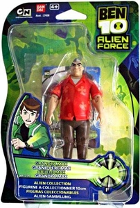 Ben 10 Alien Force 4 Inch Action Figure Grandpa Max