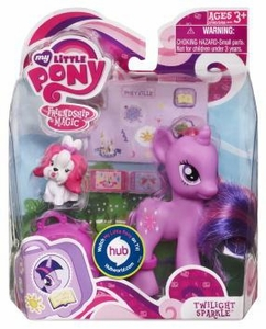 My Little Pony Figure Twilight Sparkle with Suitcase