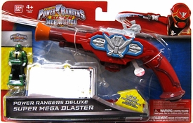Power Rangers Super Megaforce Role Play Toy Deluxe Super Mega Blaster