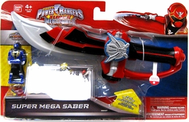 Power Rangers Super Megaforce Super Mega Saber