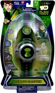 Ben 10 Alien Force Roleplay Toy 2008 ULTIMATE Omnitrix Watch