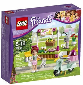 LEGO Friends Set #41027 Mias Lemonade Stand