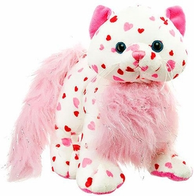 Webkinz Plush Lovely Love Kitten
