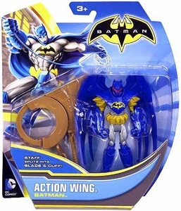 Batman 4 Inch Action Figure Action Wing Batman (Coming Soon)