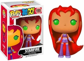 Funko Pop! Teen Titans Go Vinyl Figure Starfire New!