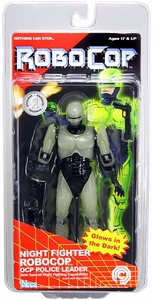 NECA Robocop Exclusive 7 Inch Action Figure Glow-in-the-Dark Robocop