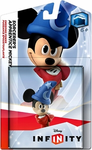 Disney Infinity Game Figure Sorcerer's Apprentice Mickey [Sweeping Power]