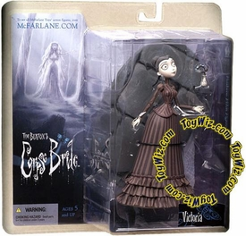 McFarlane Toys Corpse Bride Series 1 Action Figure Victoria