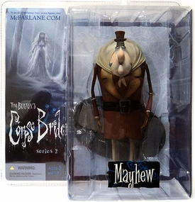 McFarlane Toys Corpse Bride Series 2 Action Figure Mayhew BLOWOUT SALE!