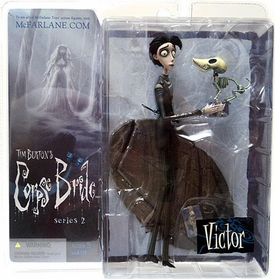 McFarlane Toys Corpse Bride Series 2 Action Figure Victor