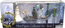 McFarlane Toys Corpse Bride Series 2 Mini Figure Boxed Set