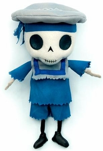 McFarlane Toys Corpse Bride Bean Doll Mini Plush Figure Skeleton Boy