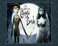 Tim Burton's The Corpse Bride Soft Cover Book