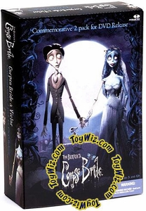McFarlane Toys Commemorative Action Figure 2-Pack Boxed Set Corpse Bride & Victor