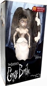 Jun Planning (Not McFarlane) Exclusive Corpse Bride Deluxe 16 Inch Fashion Doll Victoria [Wedding Dress]