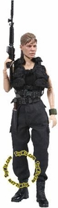 Sideshow Collectibles Terminator 2: Judgment Day 12 Inch Deluxe Action Figure Sarah Connor [Linda Hamilton]