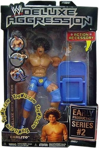 WWE Jakks Pacific Wrestling DELUXE Aggression Series 2 Action Figure