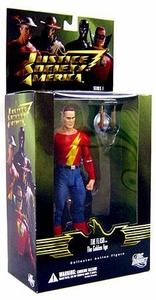 DC Direct Justice Society of America Series 1 Action Figure Golden Age Flash [Jay Garrick]