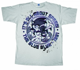 Sonic the Hedgehog Youth T-Shirt All About Speed