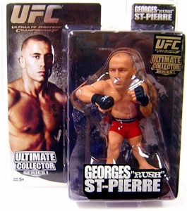 Round 5 UFC Ultimate Collector Series 1 Action Figure Georges St. Pierre