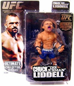 Round 5 UFC Ultimate Collector Series 1 Action Figure Chuck Liddell