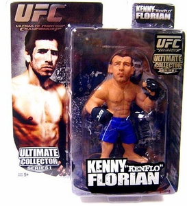 Round 5 UFC Ultimate Collector Series 1 Action Figure Kenny Florian