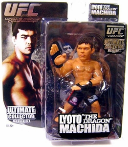Round 5 UFC Ultimate Collector Series 1 Action Figure Lyoto Machida