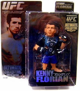 Round 5 UFC Ultimate Collector Series 1 LIMITED EDITION Action Figure Kenny Florian Only 500 Made!